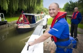 Canal and River Trust volunteer